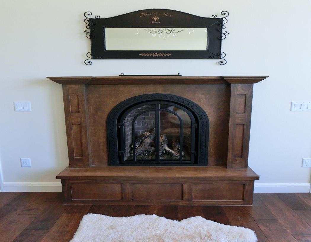 Fireplace Amp Stove Gallery Brick House Op S North Liberty