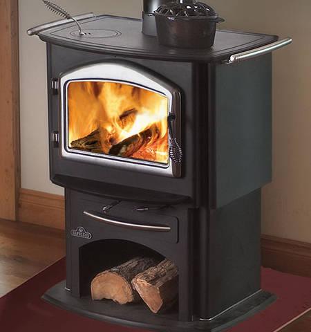 NAPOLEON Wood Gourmet Cookstove
